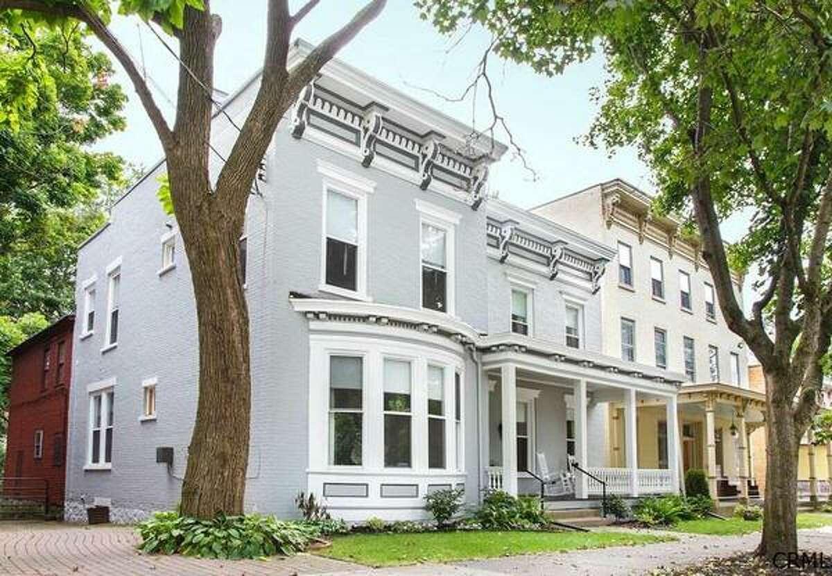 $898,000 . 48 Franklin St., Saratoga Springs, NY 12866.View listing.