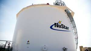 NuStar Energy recently completed a 55,000-barrel tank to store crude oil at its terminal on Texas 85 in the Eagle Ford Shale.
