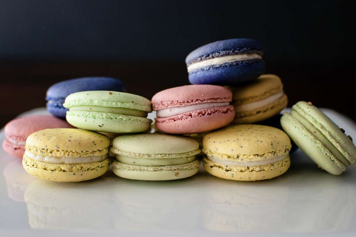 Bakery Lorraine is among the restaurants participating in UberEats. The bakery, the finest in the city, is especially known for French-style macarons.