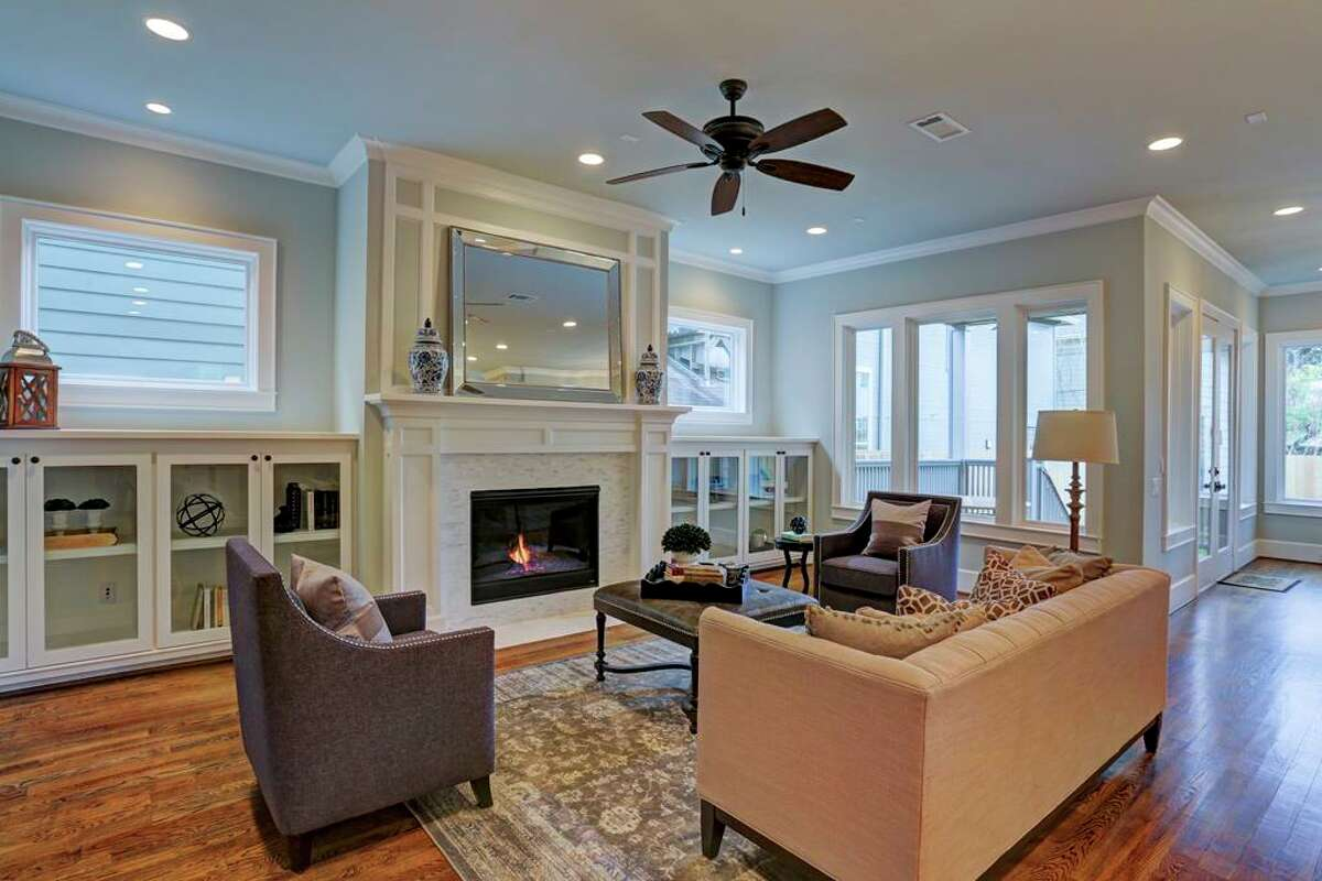 520 East 25th in the Greater Heights Listing price: $1,379,000 Square feet: 4,764