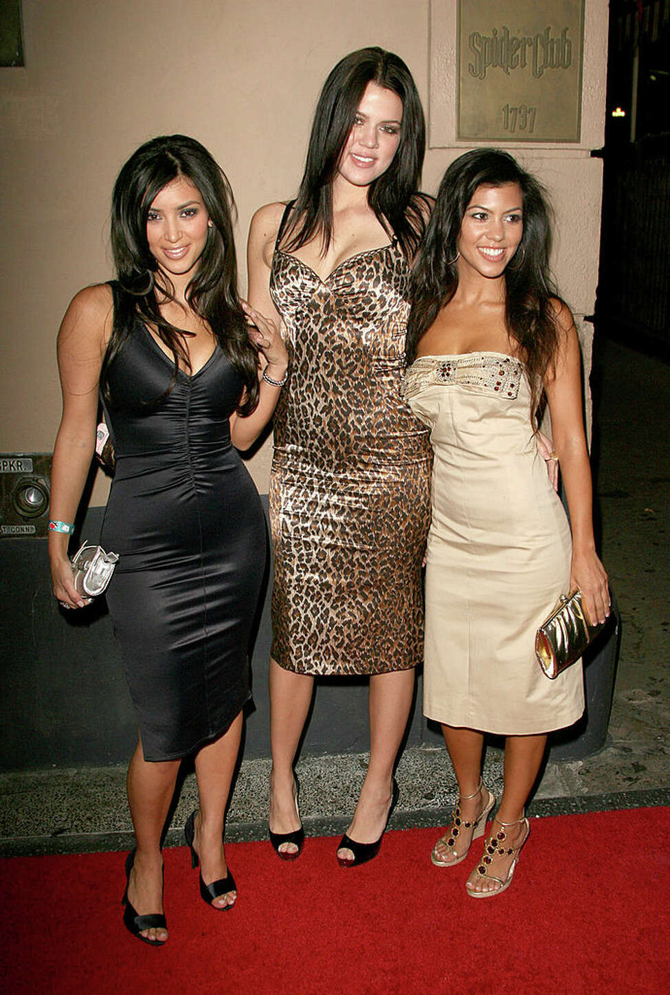 Keep clicking to see the Kardashian-Jenners through the years.July 2006: Kim Kardashian, Khloe Kardashian and Kourtney Kardashian during Midsummer Night's Dream: A Magic Night of Poker - Arrivals at The Avalon in Hollywood, California, United States.