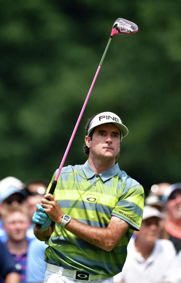 Defending Travelers champion Bubba Watson has two victories in Cromwell and has finished no worse than fifth in four of his last six appearances. Photo: Stuart Franklin / Getty Images / 2016 Getty Images
