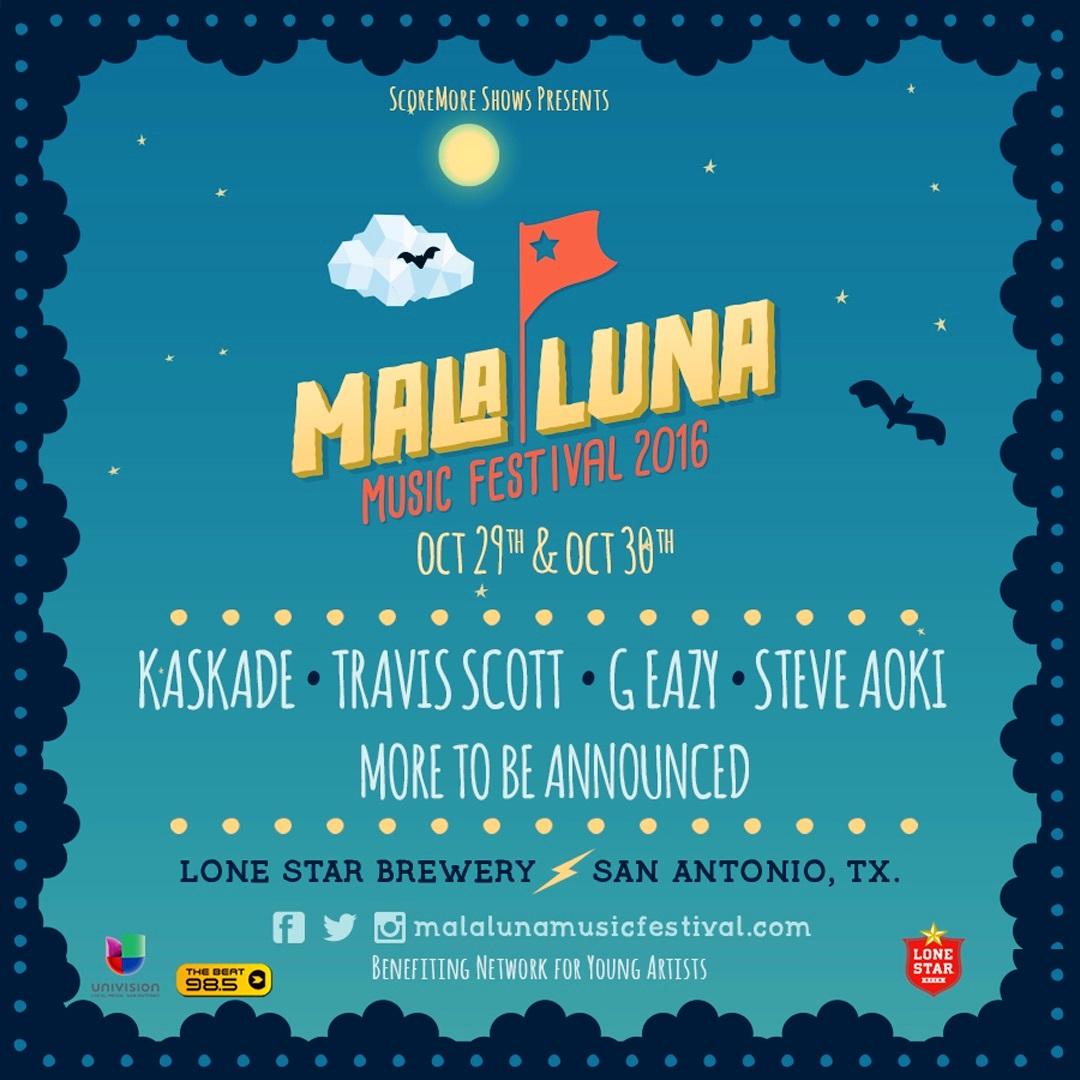 Mala Luna Music Festival Lineup Expanded San Antonio Express News