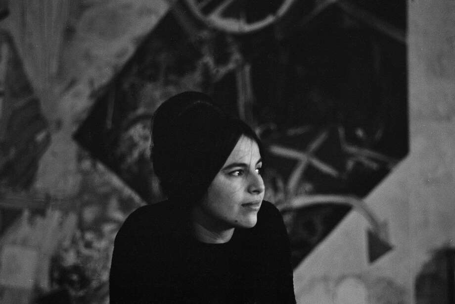Eva Hesse, circa 1963. Hesse is the subject of a documentary by Marcie Begleiter in a Zeitgeist Film release. The filmmaker found hardly any footage of Hesse, who died in 1970 when she was only 34, so Begleiter used photos and narration from Hesse's journals and letters. The film follows Hesse's life from her escape at age 2 with her family from Nazi Germany to her rise as sculptor in the 1960s in the U.S. Photo: Barbara Brown