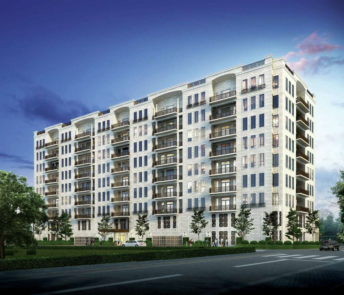 The nine-story Revere, near River Oaks, is planned to have 33 condominiums going for $1.6 million to $2.9 million.