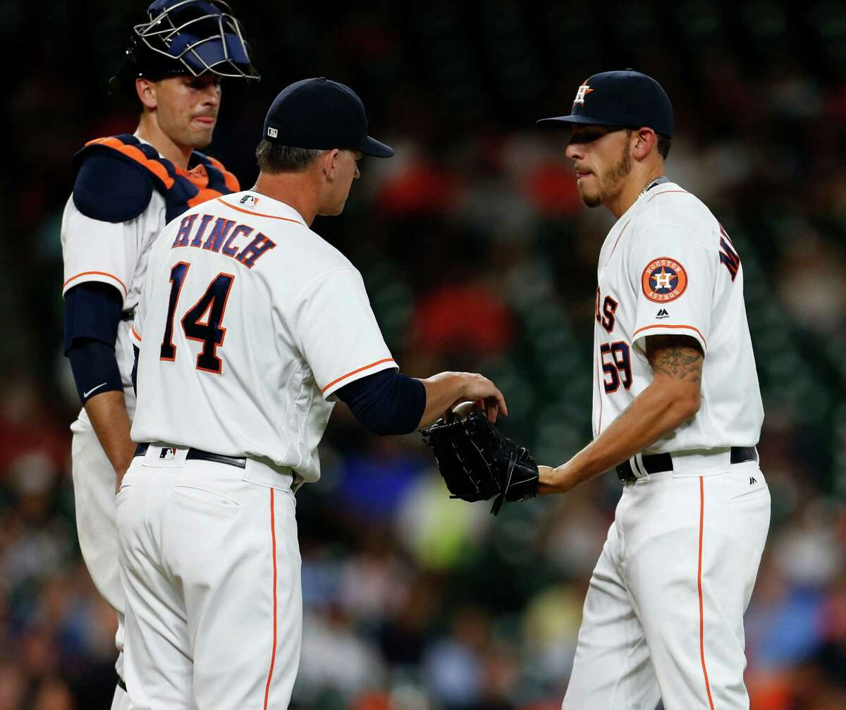 What's expected from him If Lance McCullers is out for an extended period of time, Musgrove likely will slide right into the starting rotation. In the future, most scouts project Musgrove to have a long career as a solid No. 3 starter in the big leagues.