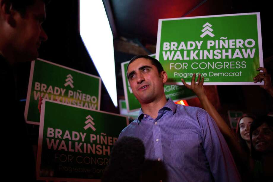 Ex-State Rep. Brady Walkinshaw, who lost a bid for Congress in November, becomes CEO of the environmenal news organization Grist.  Photo: GRANT HINDSLEY, SEATTLEPI.COM / SEATTLEPI.COM