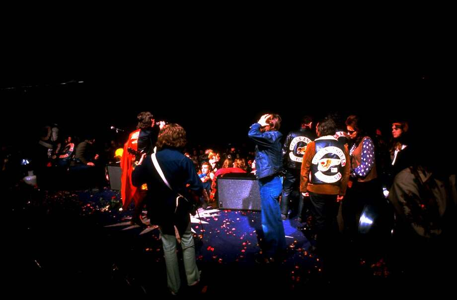 Prelude To Altamont Disaster Stones Visions Of