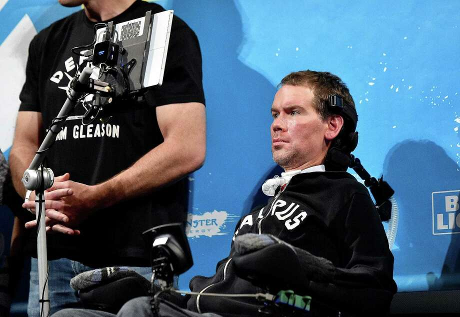 """AUSTIN, TX - MARCH 11:  Steve Gleason attends the screening of """"Gleason"""" during the 2016 SXSW Music, Film + Interactive Festival at Paramount Theatre on March 11, 2016 in Austin, Texas.  (Photo by Mike Windle/Getty Images for SXSW) Photo: Mike Windle, Staff / Getty Images For SXSW / 2016 Getty Images"""