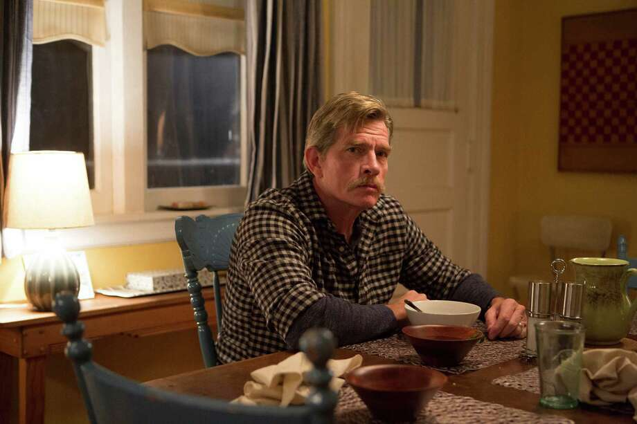 Thomas Haden Church of the Texas Hill Country and the mustache that irks his on-screen wife (Sarah Jessica Parker) in HBO comedy 'Divorce.' Photo: HBO