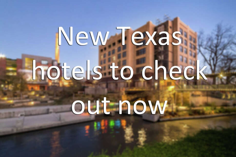 Click to tour all the new hotels now open in Texas. / © Scott Martin
