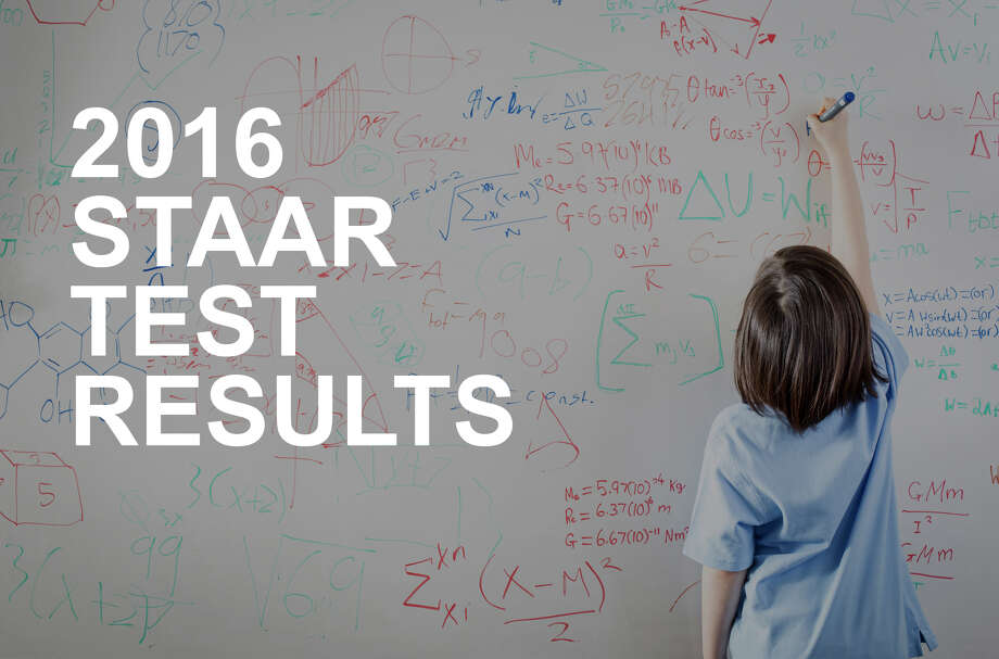 2016 STAAR test results for the state of Texas and Beaumont ISD.Source: Texas Education Agency Photo: JW LTD/Getty Images