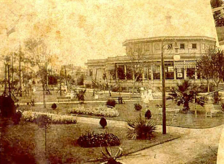 Kempner Park, 27th and Avenue O, will be the site of the second annual Galveston Heritage Festival from 10 a.m.-8 p.m. Aug. 6. Here's a historic photo of Kempner Park and Garten Verein.