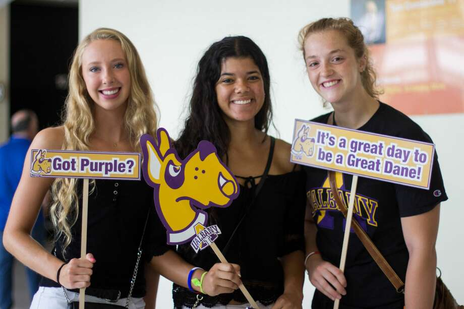 Were you Seen at one of the 13 summer orientation sessions held at the University at Albany from Monday, June 20 – Tuesday, Aug. 2, 2016? Photo: Erin Nagy
