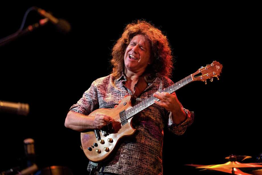 Pat Metheny, Jan. 18, The Egg. Jazz guitarist joined by Linda Oh, Gwilym Simcock and Antonio Sanchez. Photo: CHAD BATKA / 2012 ¨© Chad Batka