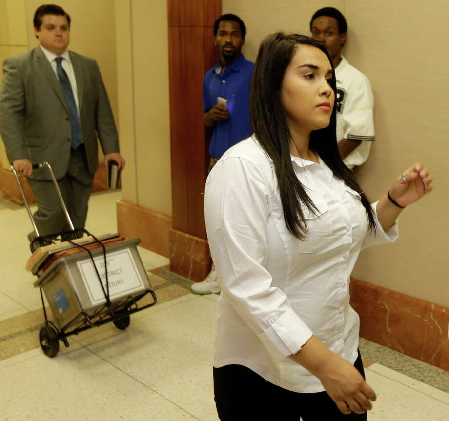 Ex-Teacher Allegedly Impregnated By Teen Faces Judge Over -1738