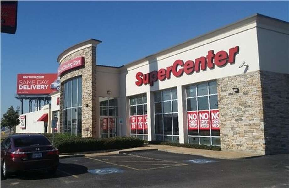 Mattress Firm's headquarters at 5815 Gulf Freeway has a new owner.