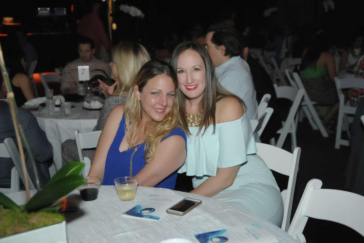 Kathryn Lott and Allison Lott