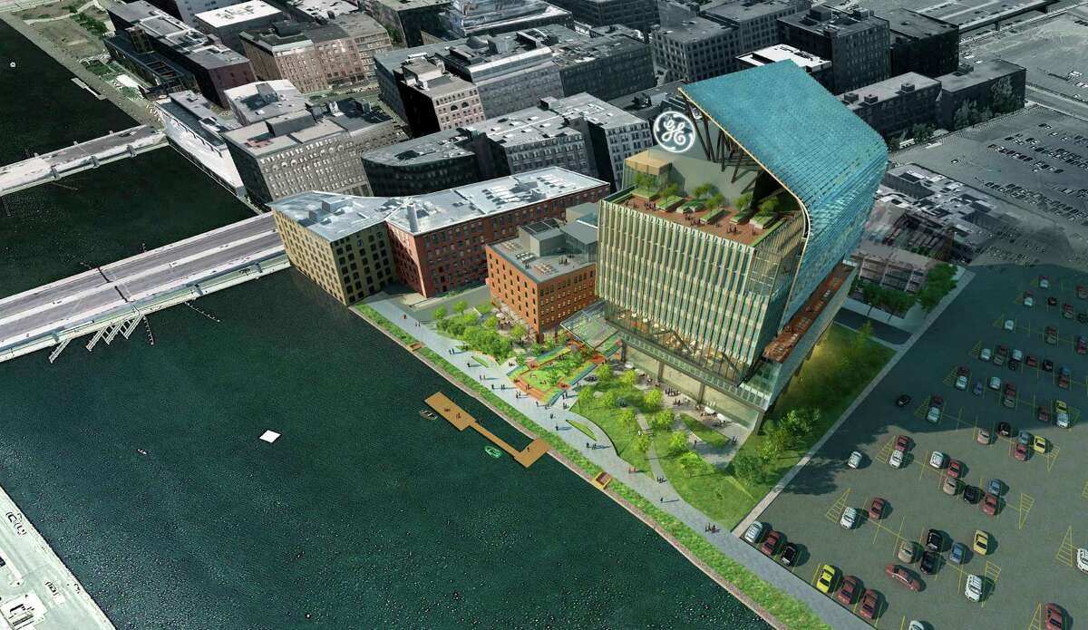The planned new headquarters for General Electric in Boston will incorporate many elements associated with the burgeoning Well Building Standard in construction.