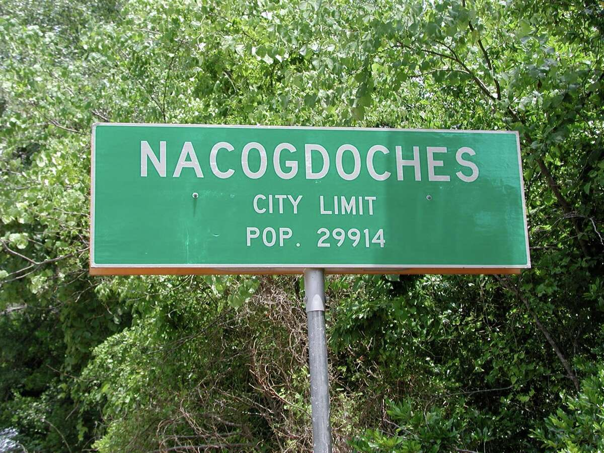 """OLDEST CITY Well, maybe. There is some debate about which place officially holds the """"oldest city in Texas"""" title, but many signs point to Nacogdoches. There is evidence of a settlement at the same site of the town dating back 10,000 years ago. In more recent history, the Spanish established a mission here in 1716, though the Caddo Indians called this place home until the early 1900s. Fun fact: This town has been under nine flags. In addition to the Six Flags of Texas, it also flew under the flags of the Magee-Gutierrez Republic, the Long Republic, and the Fredonian Rebellion. Photo by: Flickr/Jeff Attaway"""