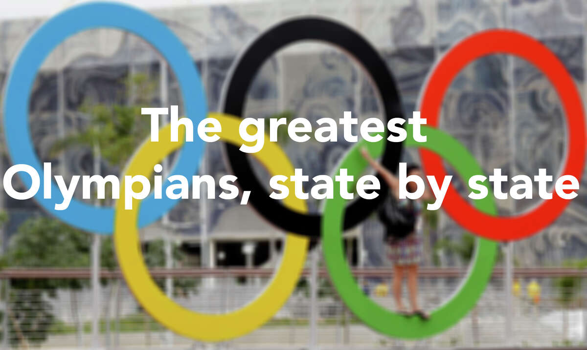 Click through the slideshow to see some of the most famous Olympians and their home states. Visit Fansided for the full list.