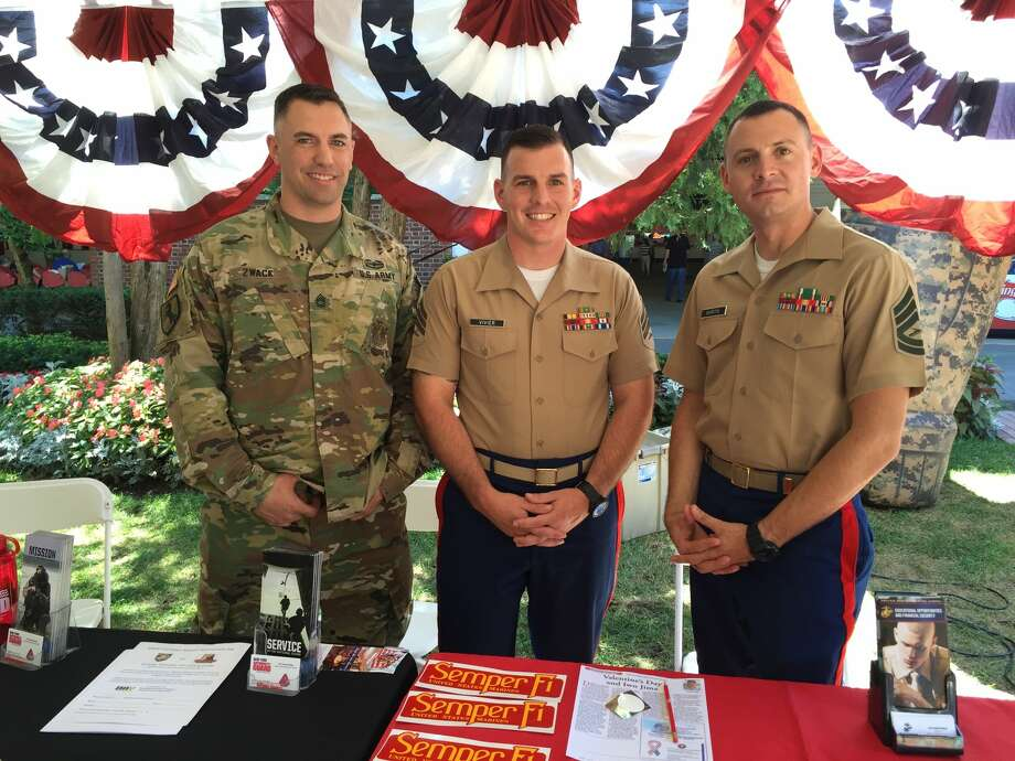 Were you Seen at Military Day at the Saratoga Race Course in Saratoga Springs on Wednesday, Aug. 3, 2016? Photo: Brittany Harran / Ed Lewi Associates