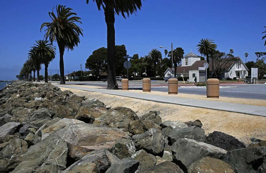 The proposed site of the Lucas Museum of Narrative Art on Treasure Island. Photo: Michael Macor, The Chronicle
