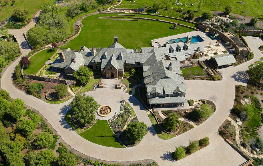 Alamo's 7 Country Oak Lane is an eight-bedroom estate on more than 20 acres. Photo: Open Homes Photography