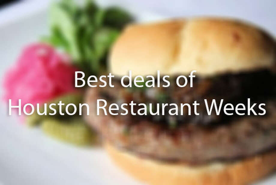 >>KEEP CLICKING TO SEE THE BEST DEALS OF HOUSTON RESTAURANT WEEKS 2017.