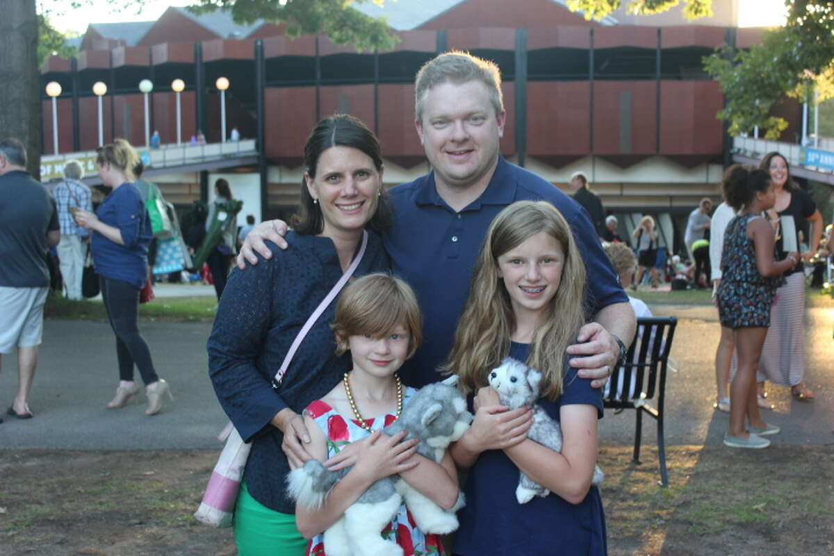 Were you Seen at opening night of The Philadelphia Orchestra's 50th anniversary residency at SPAC in Saratoga Springs on Wednesday, Aug. 3, 2016?