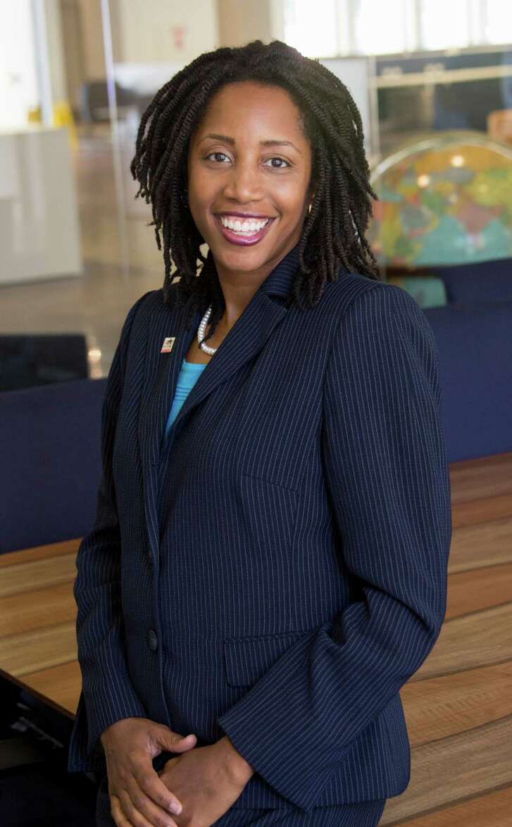 Erica Lee Carter (JeremyCarter/ Houston Chronicle)