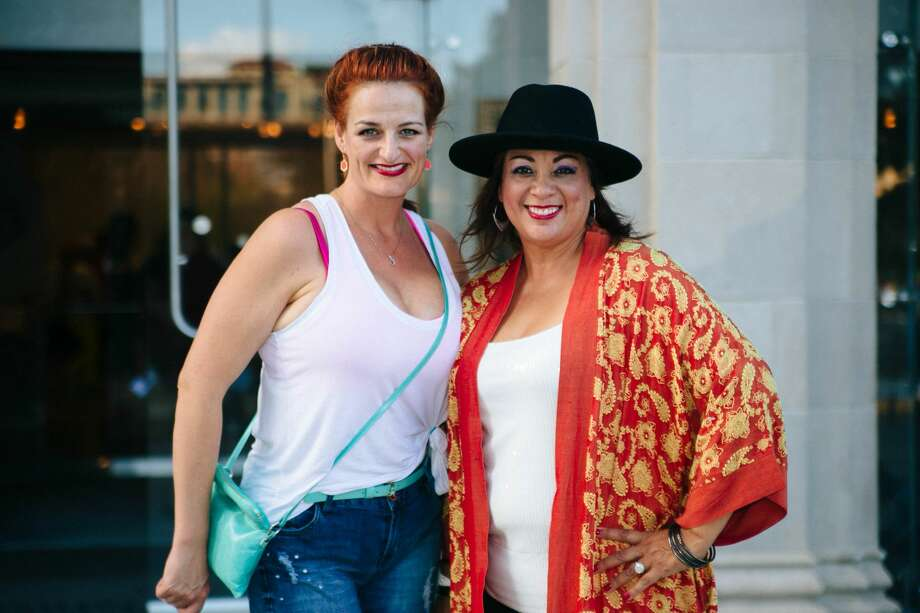 Click ahead to see Culture Club fans who were at the Tobin Center for the Performing Arts in San Antonio Wednesday, Aug. 3, 2016. The group performs again Thursday Aug. 4. Photo: Christian Ibarra
