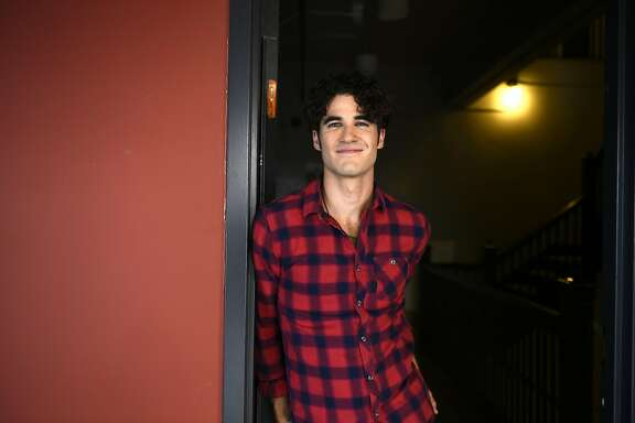 Darren Criss who will play the title role in Hedwig and the Angry Inch poses for a portrait on Tuesday, August 3, 2016 in San Francisco, California.