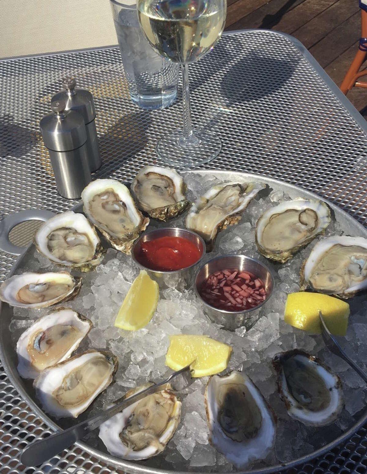 The Restaurant at Rowayton Seafood - Norwalk Menu