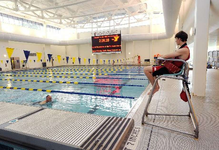 The new swim program for special needs children will take place in the YMCA pool. Photo: / Bob Luckey