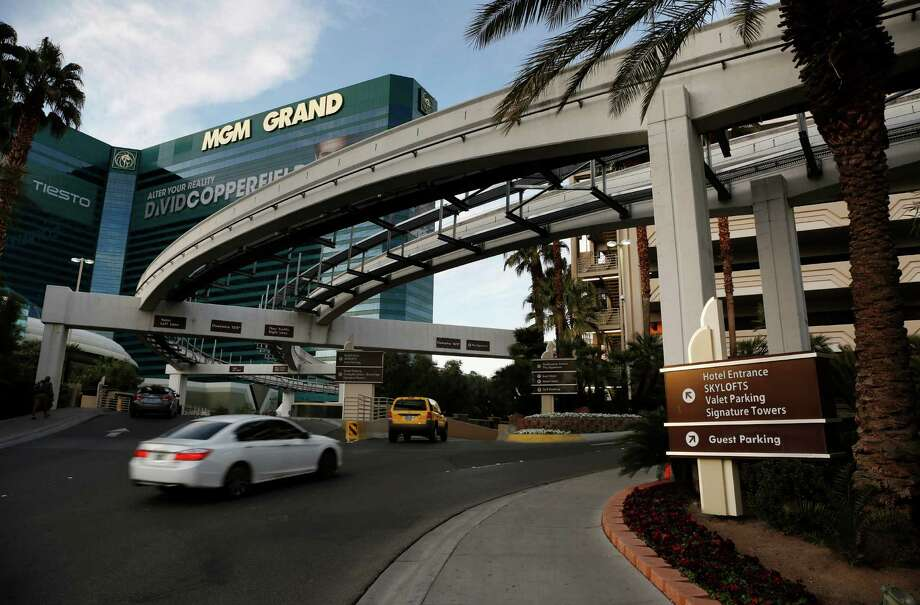 MGM Resorts International reported net income of $474.4 million in the second quarter as profit growth on the Las Vegas Strip made up for prolonged sluggishness in the Chinese betting enclave of Macau. Photo: John Locher /Associated Press / Copyright 2016 The Associated Press. All rights reserved. This material may not be published, broadcast, rewritten or redistribu