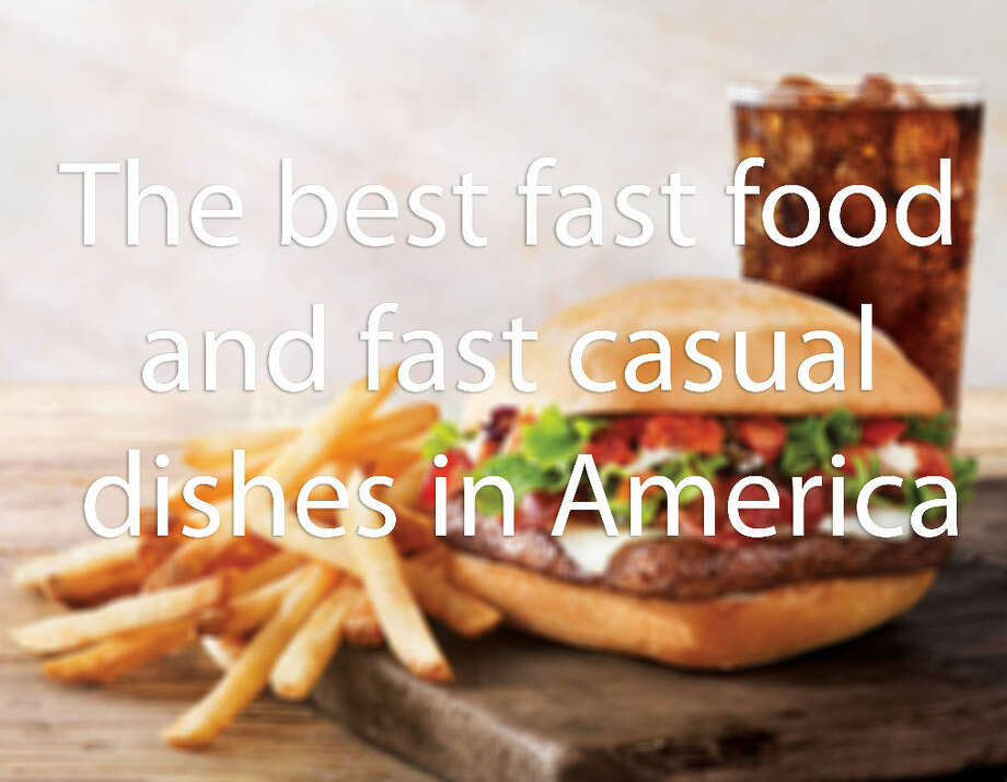 >>KEEP CLICKING TO SEE SOME OF THE BEST FAST FOOD AND FAST CASUAL DISHES OUR CRITIC FOUND.