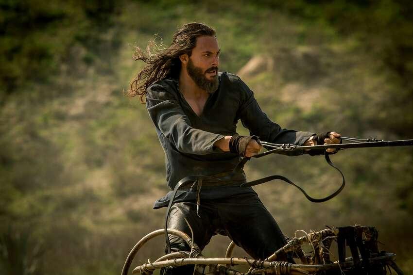 Jack Huston stars as Judah Ben-Hur in the new