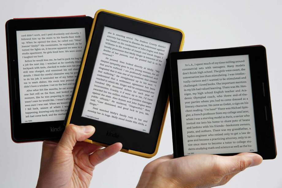 Amazon debuts waterproof kindle for better reading in the bath ...
