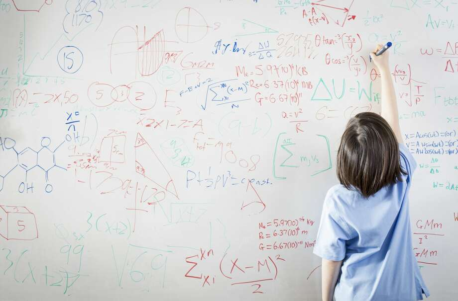 Aside from homework, developing an eye for math and exploring it together helps us all to see the many ways math influences our lives. Photo: JW LTD/Getty Images