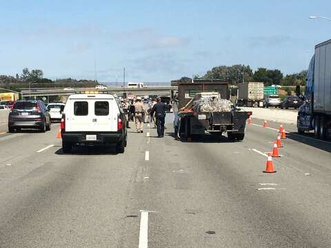 Northbound Highway 101 reopened in Palo Alto after fatal crash - SFGate