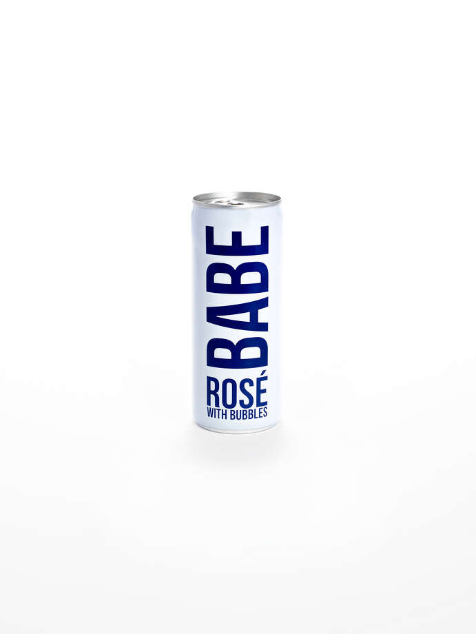BABE canned sparkling rose wine Photo: White Girl Wine