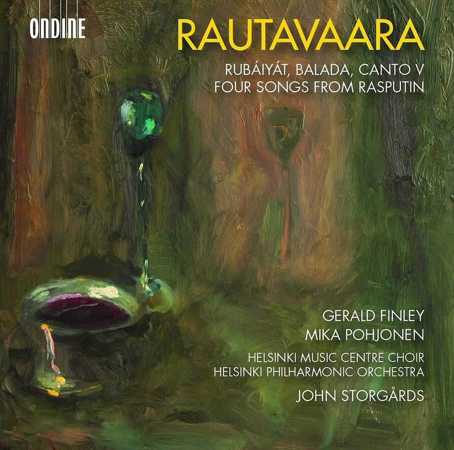 "Rautavaara, ""Rubáiyát"" Photo: Ondine"