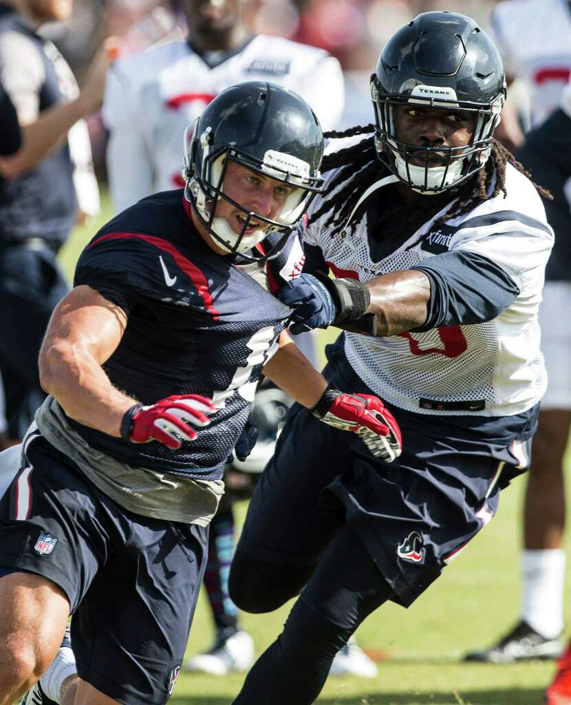 Texans Jadeveon Clowney likely to practice next week Houston