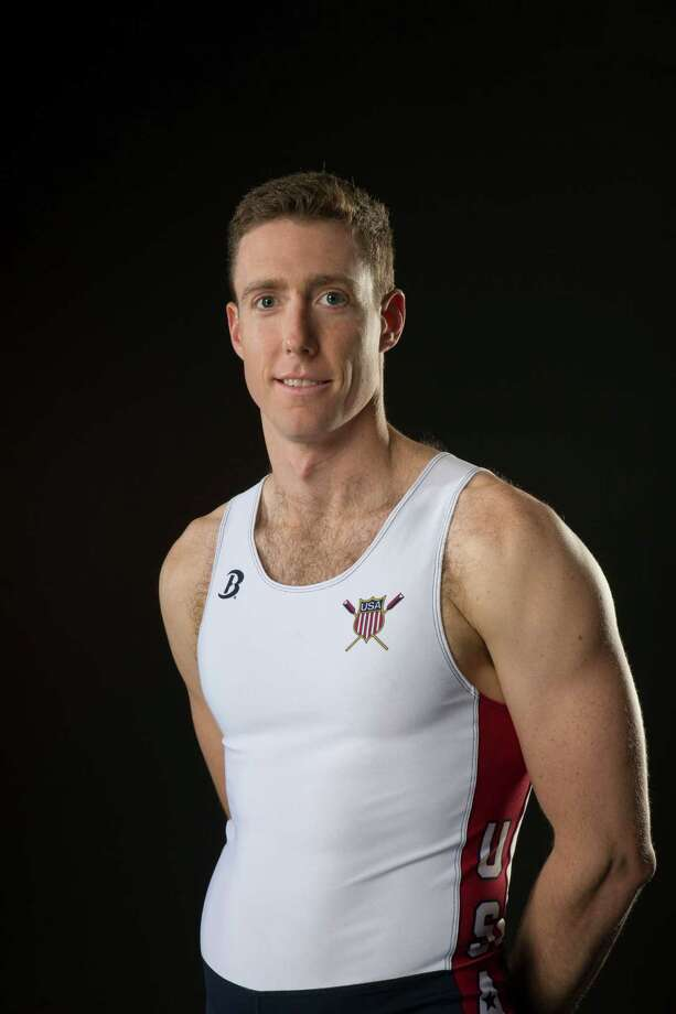 United States rower Charlie Cole. Photo: USRowing / USRowing / New Canaan News
