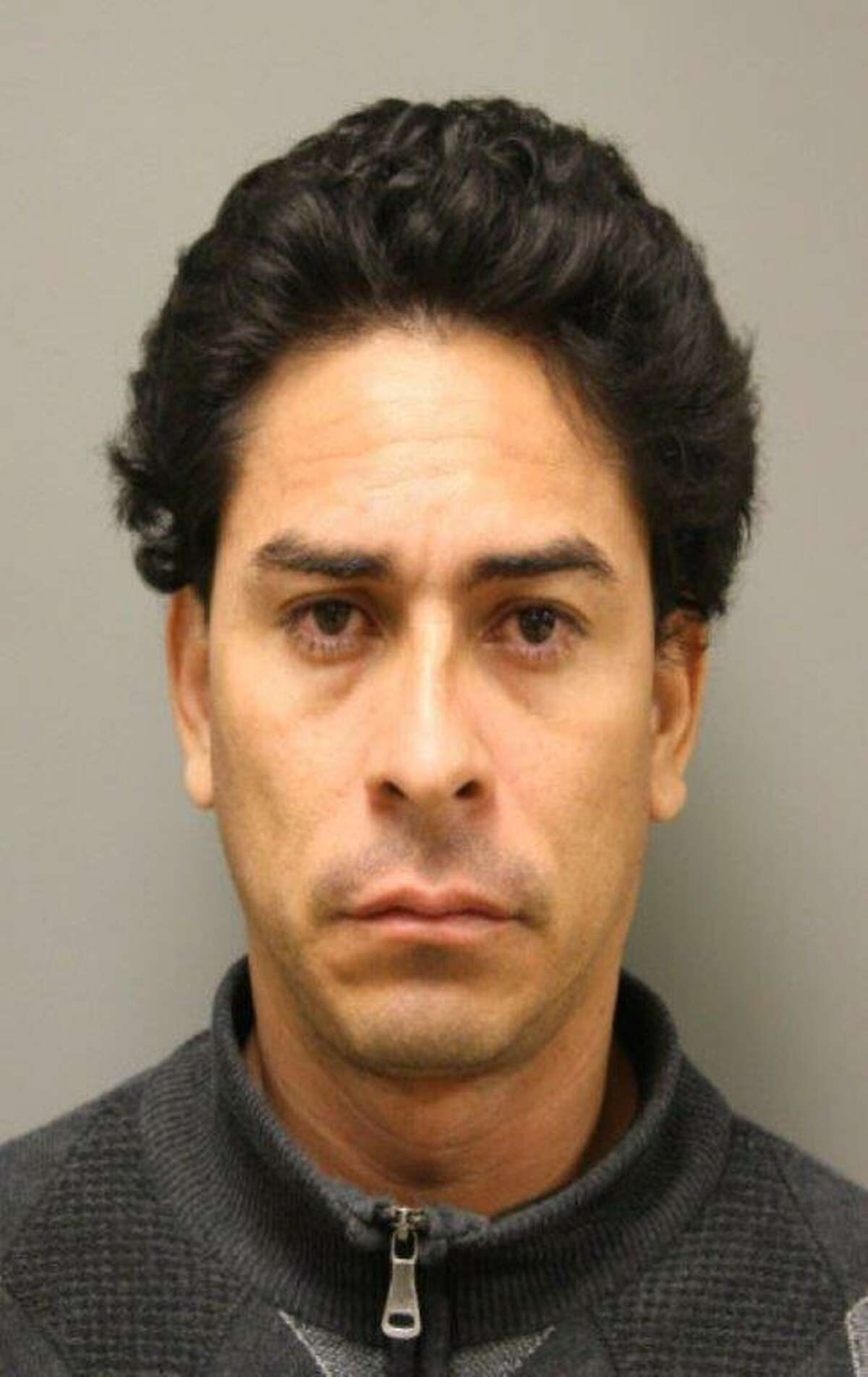 Julio Padillas, is wanted by Houston Crime Stoppers on a charge of burglary of a habitation.