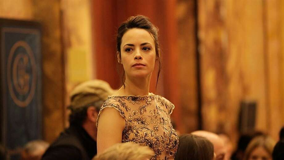 """Berenice Bejo turns to a security expert who is really a con artist in the French film """"The Last Diamond."""" Photo: Cohen Media Group"""