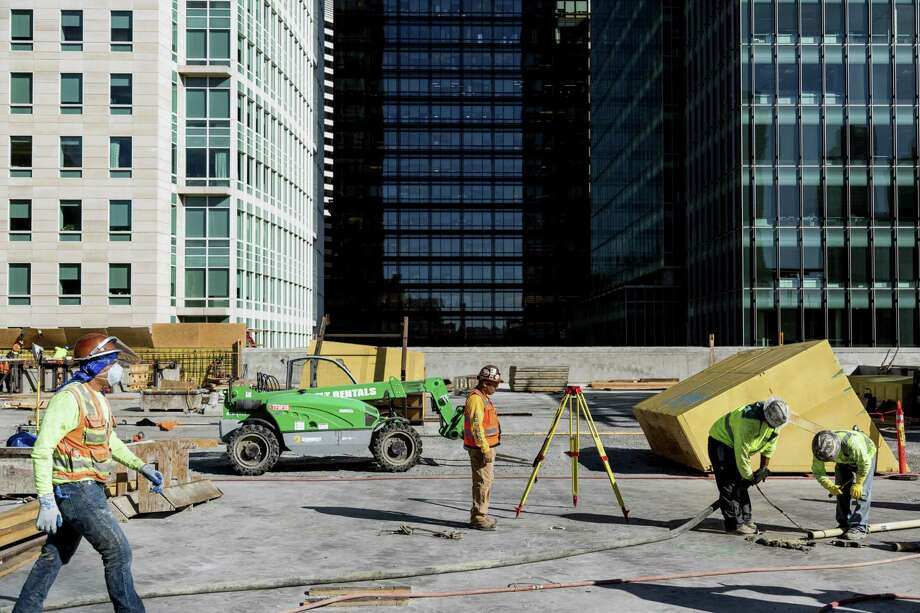 The January results were helped by hiring in construction, retail, finance and professional services. A 36,000 increase in construction payrolls was the largest since March. Photo: New York Times /File Photo / NYTNS