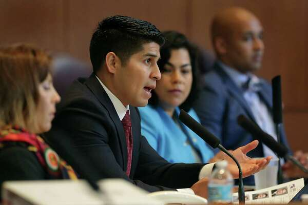 City Councilman Rey Saldaña is raising questions about the mediated settlement for a new police contract. He says reform is crucial for rooting out bad cops, and helping prevent preventing the types of issues that have rocked communities across the country.