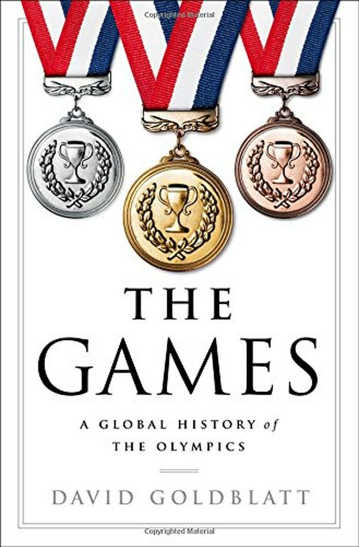 The Games: A Global History of the Olympics By David Goldblatt This book offers a full examination of Olympic history, from the 1896 Athens games to this year's spectacle in Rio. Goldblatt explains how the games have been inextricably connected to world events, from the massacre of Israeli athletes in 1972 to the Paralympic Games, which were inspired by soldiers wounded in World War II.